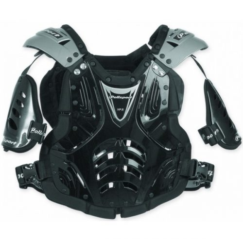 Polisport bodyprotector Cross Power 2 mini zwart
