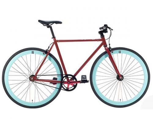Cheetah fixed gear 3.0 cherry red 54 cm