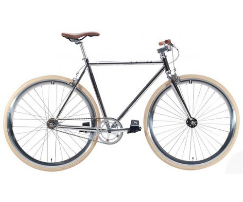 Cheetah fixed gear 3.0 chrome 54 cm