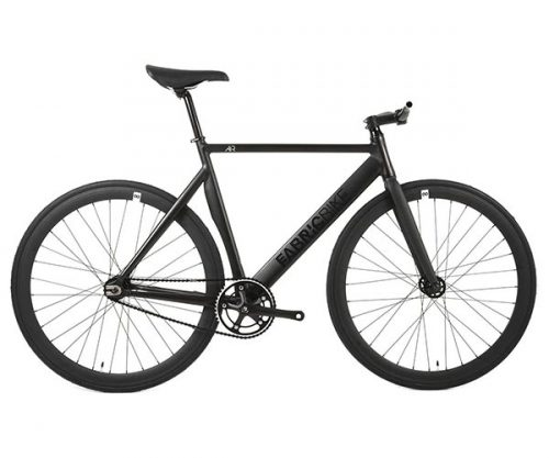Fixedgear.nl FB fixed gear Air Plus matzwart 55 cm