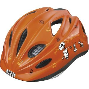 Abus Helm Chilly Zoom Maat S (46 52 Cm) Robot Oranje