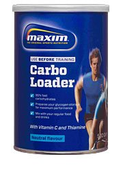 Carbo Loader 500 gr