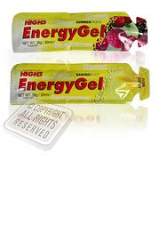 Energy Gel Plus 38 gr
