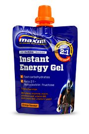 Instant Energy Gel Guarana 100 gr
