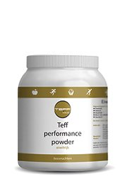 Teff Performance Powder 700 gram
