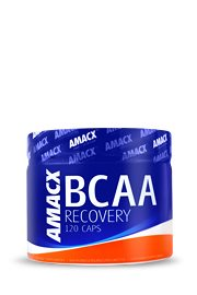 B.C.A.A. Recovery 120 caps