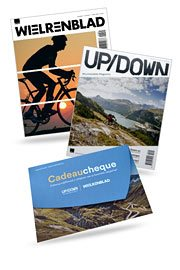 WielrenBlad - Up/Down CadeauCheque