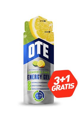 3+1 Gratis Energy Gel 56 gr